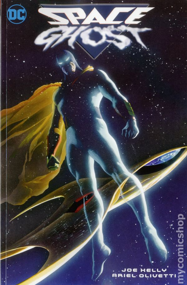 Space Ghost comic books issue 1