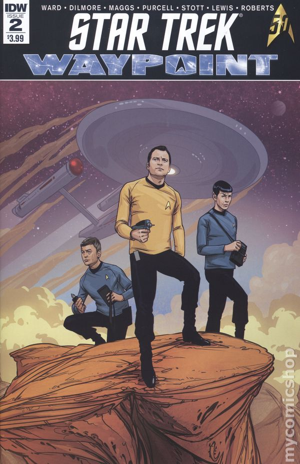 Star Trek Hahmot
