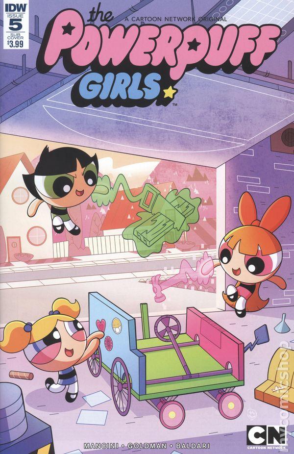 powerpuff girls comic book pdf