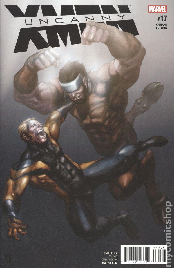 Uncanny X-Men #17B