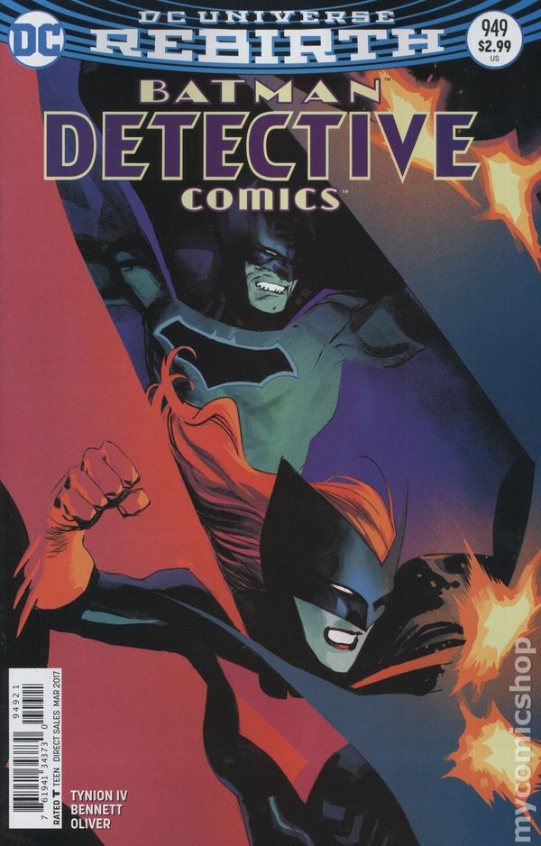 Detective Comics #949B