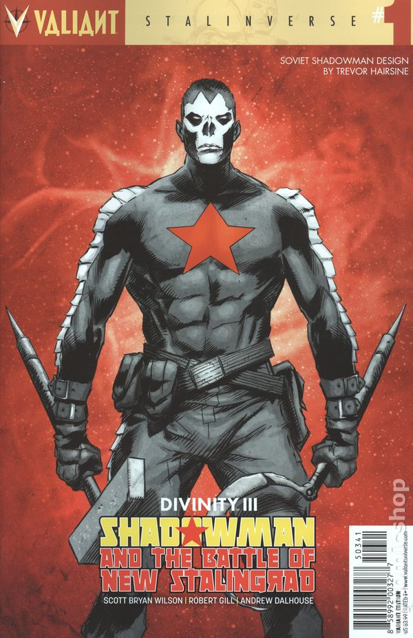 Divinity III Shadowman and the Battle of New Stalingrad