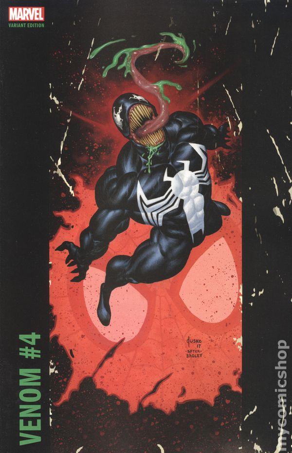 Marvel Venom #6A 2017 Sandoval Variant NM Stock Image