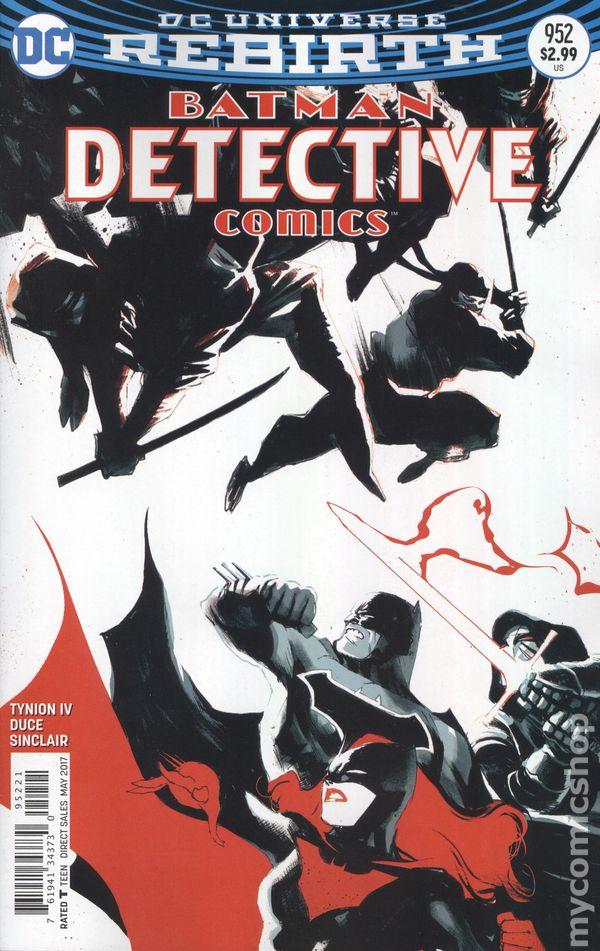 Detective Comics #952B