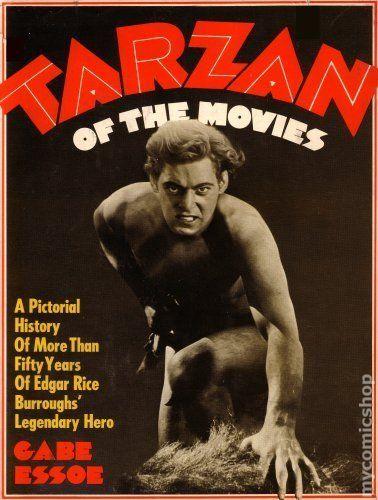 ERB-DOM #4-1962-TARZAN/EDGAR RICE BURROUGHS FANZINE FN