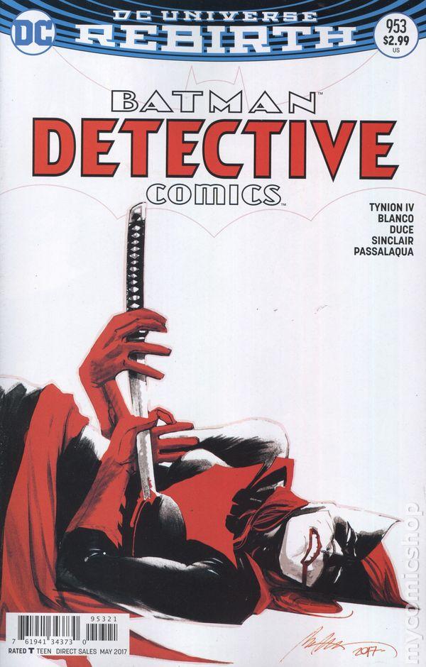 Detective Comics #953B