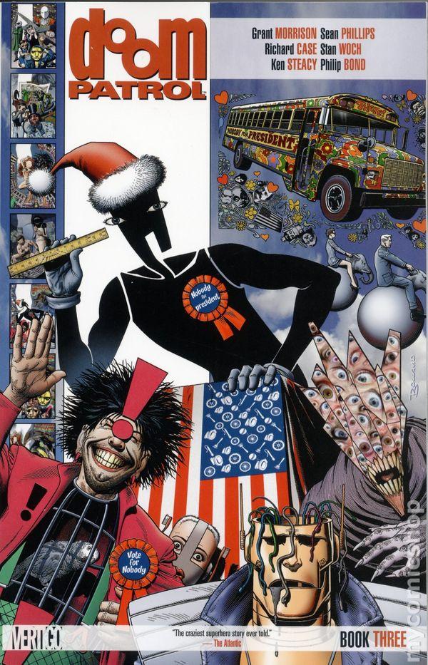 La seconda Confraternita del Dada. Disegni di Brian Bolland