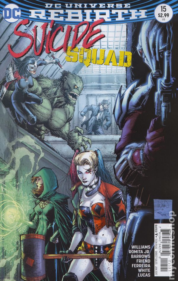 New Suicide Squad #15 New 52 DC Comics