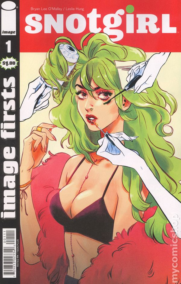 Image Firsts Snotgirl 2017 Comic Books
