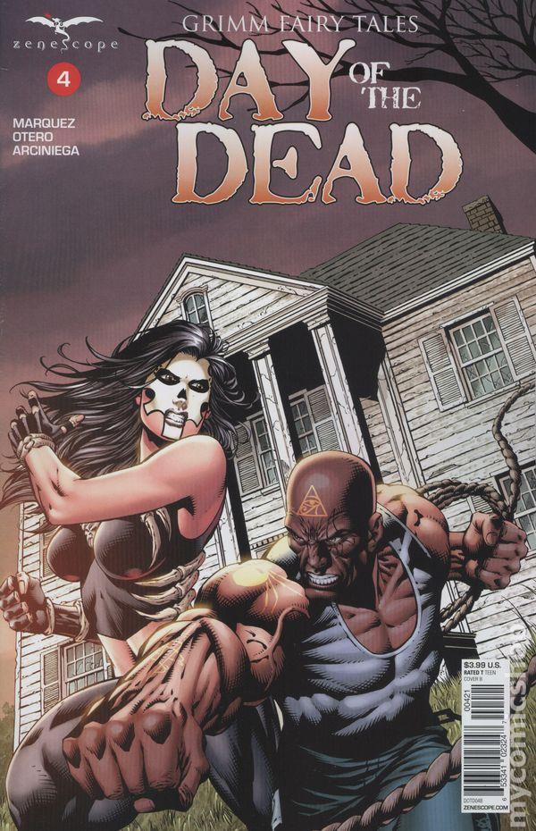 Day of the Dead #1 Cover A Zenescope Comic GFT NM Otero