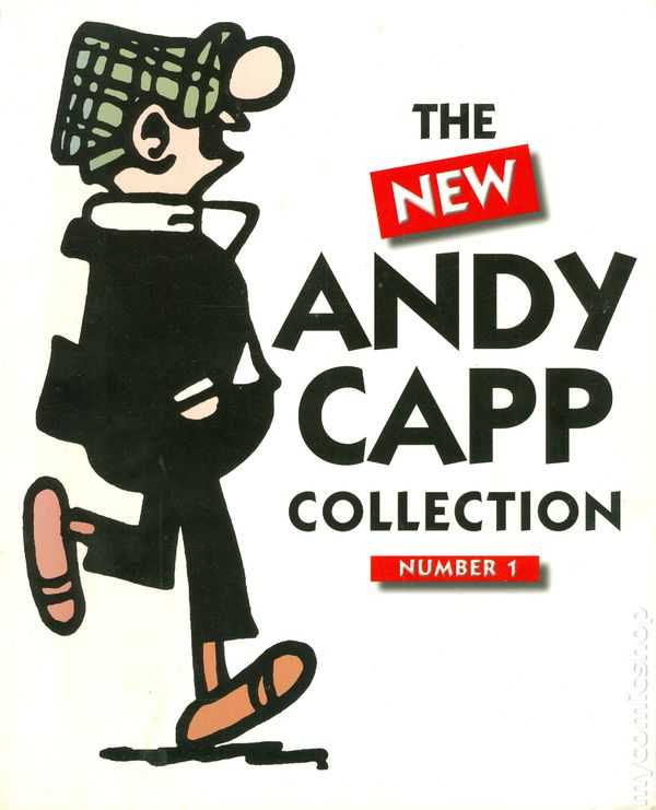 Andy Capp Comic Books Issue 1