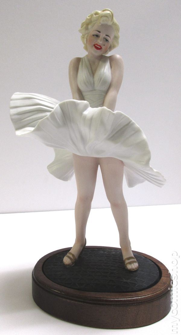 Seven Year Itch Marilyn Monroe Figurine (1982 Royal Orleans) comic books