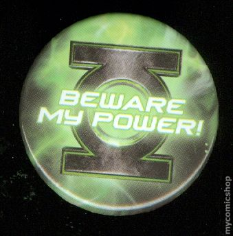 Complete Set of 16 DC Comics FLASHPOINT Promo Buttons//Pins