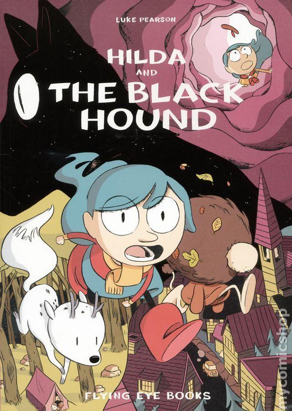 Comic Books In Hilda And Gn Flying Eye Books
