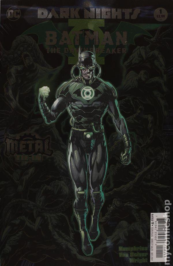 batman dawnbreaker