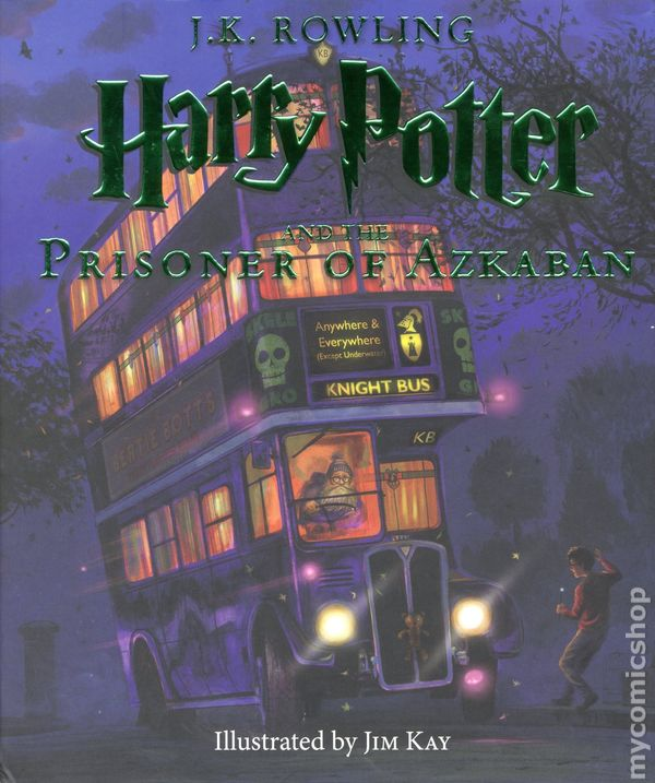 harry potter and the prisoner of azkaban illustrated edition pdf