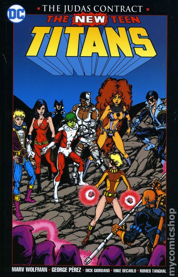 Comic Books In Judas Contract-4641