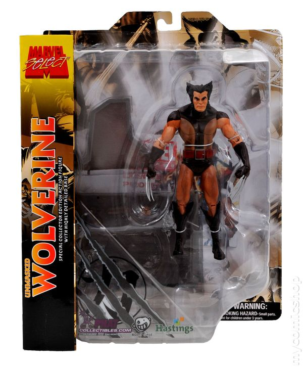 Marvel Select Ultimate Wolverine Special Edition Action Figure New in package