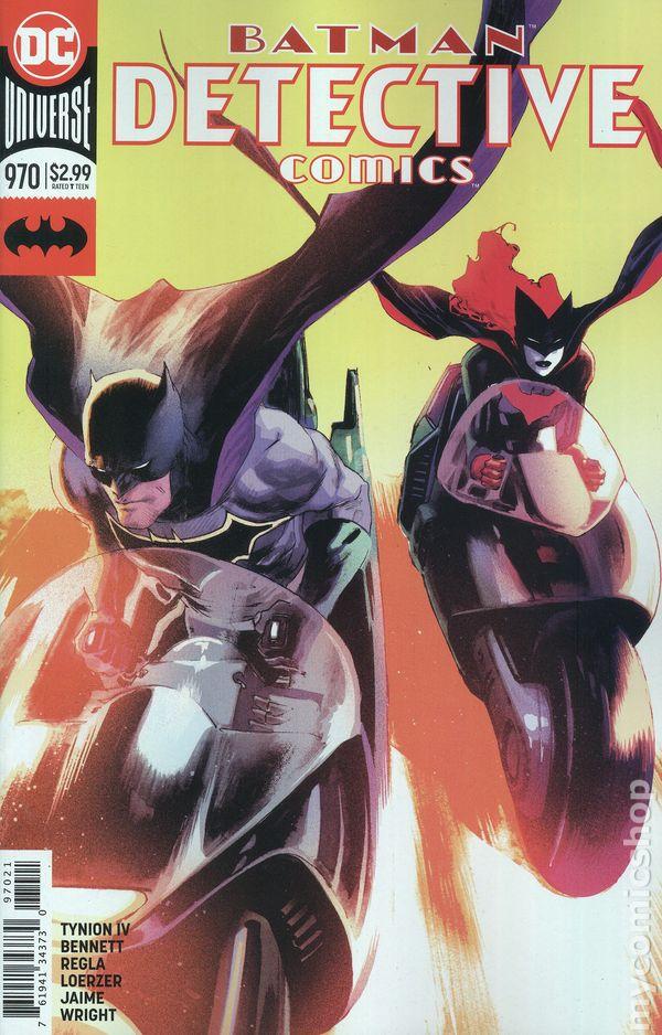 Detective Comics #970B