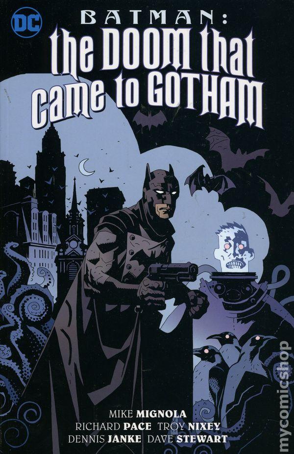 Batman Demon #1 DC Comics 1996 One Shot Alan Grant 9.4 Near Mint