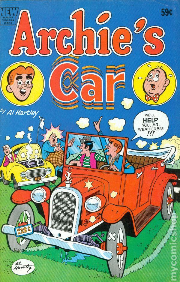 Archie\'s Car (1979) comic books