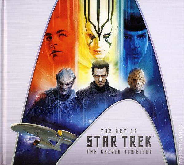 Comic books in 'Star Trek'