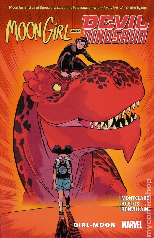 Moon Girl And Devil Dinosaur #1 1st Print NM
