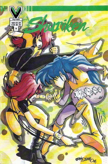 Shuriken #9