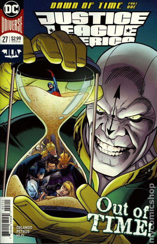 Comic books in 'Hourglass'
