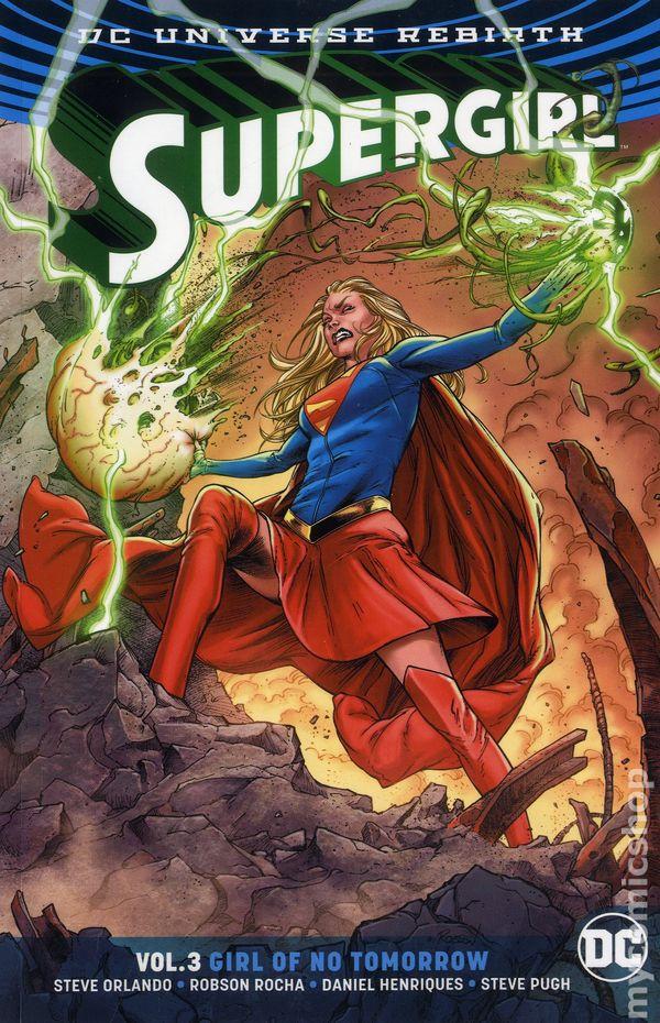 Supergirl Annual #2 NM 2020 Stock Image