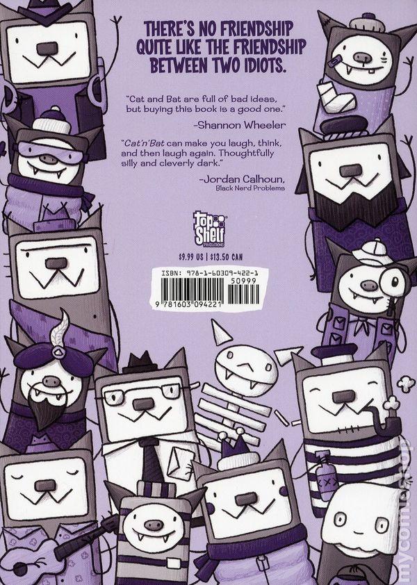 Cat comic books issue 1