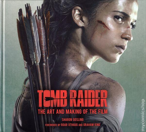 Tomb Raider The Art And Making Of The Film Hc 2018 Titan Books