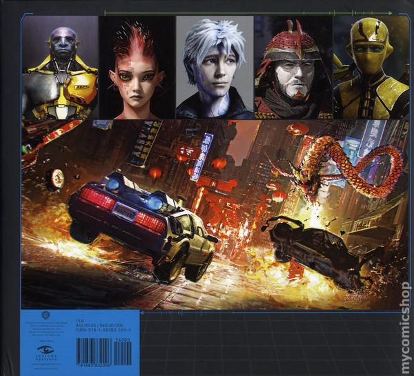 Art Of Ready Player One Hc 2018 Insight Editions Comic Books