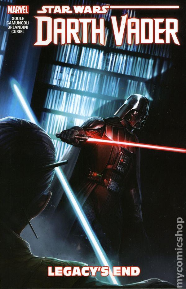 Comic books in 'Star Wars'