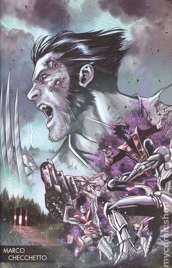 Hunt For Wolverine (2018) comic books