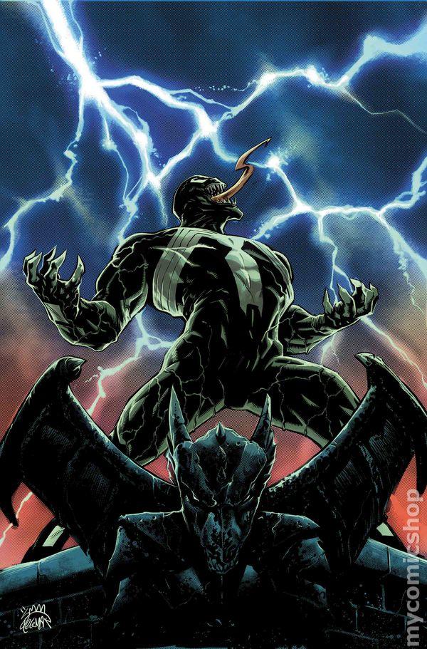 Venom Poster (2018 Marvel) By Ryan Stegman comic books