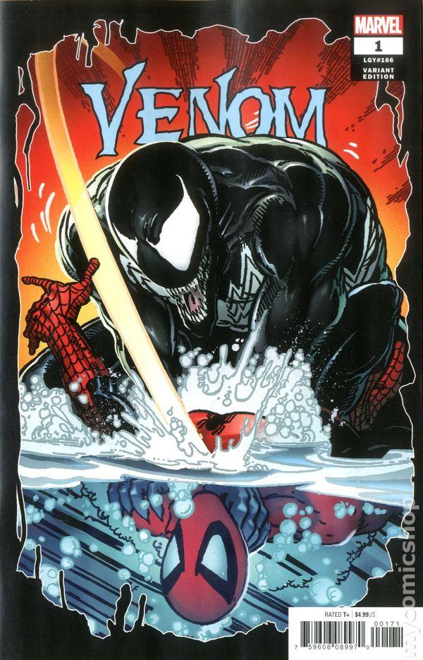 Venom (2018 Marvel) comic books