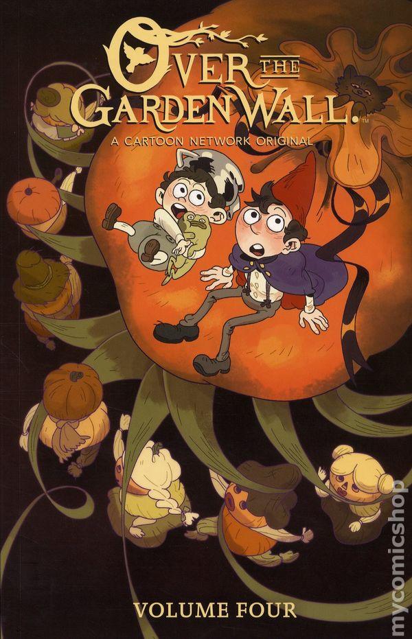 Over The Garden Wall Tpb 2017 Kaboom A Cartoon Network Original