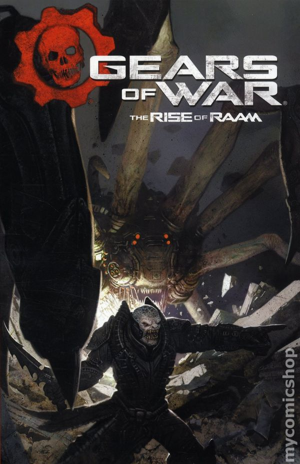 GEARS OF WAR POP ONE-SHOT #1 COVER A PENA 2019 VF NM STOCK IMAGE FUNKO
