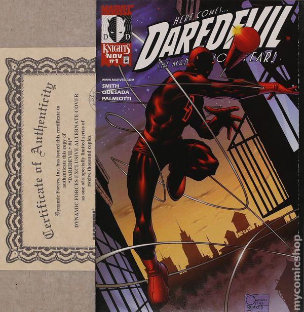 VOL 2 1998 DAREDEVIL #96 VERY FINE