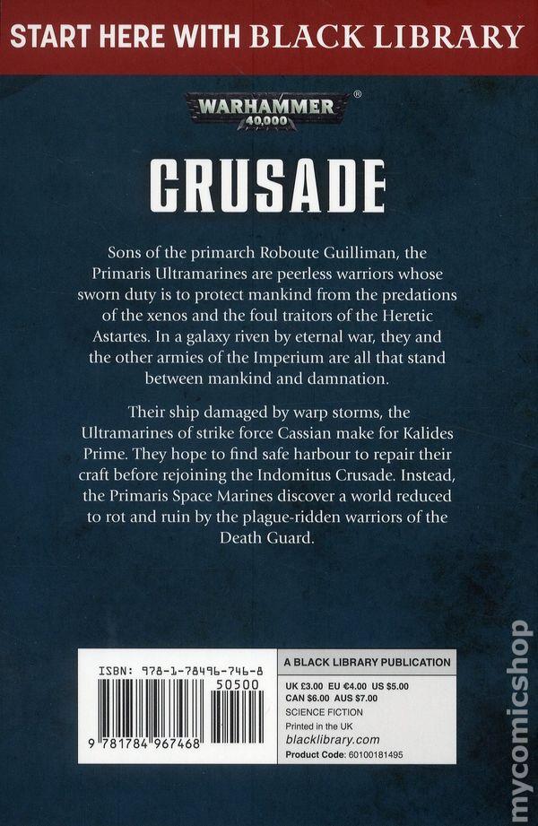 Warhammer 40000 Damnation Crusade 1-6 [complete]