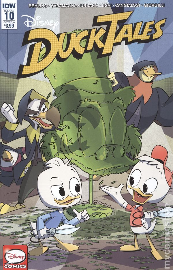 DuckTales Comic Books Issue 10