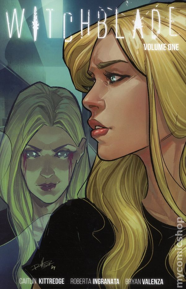 Special Buy Last 1 Special Section Witchblade #1 Image Comics Nm 2017 Kittredge Ingranata Hot ???