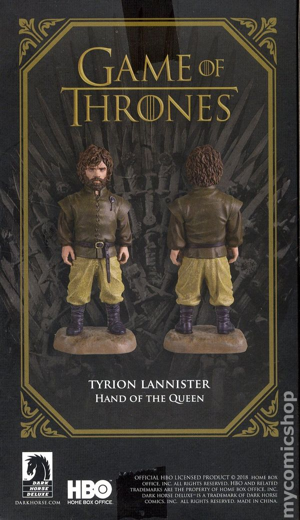 """#NEW Tywin Lannister 7/"""" Boxed Figure GAME OF THRONES Dark Horse Comics"""
