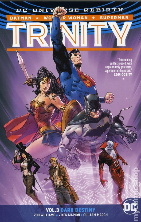 trinity superman