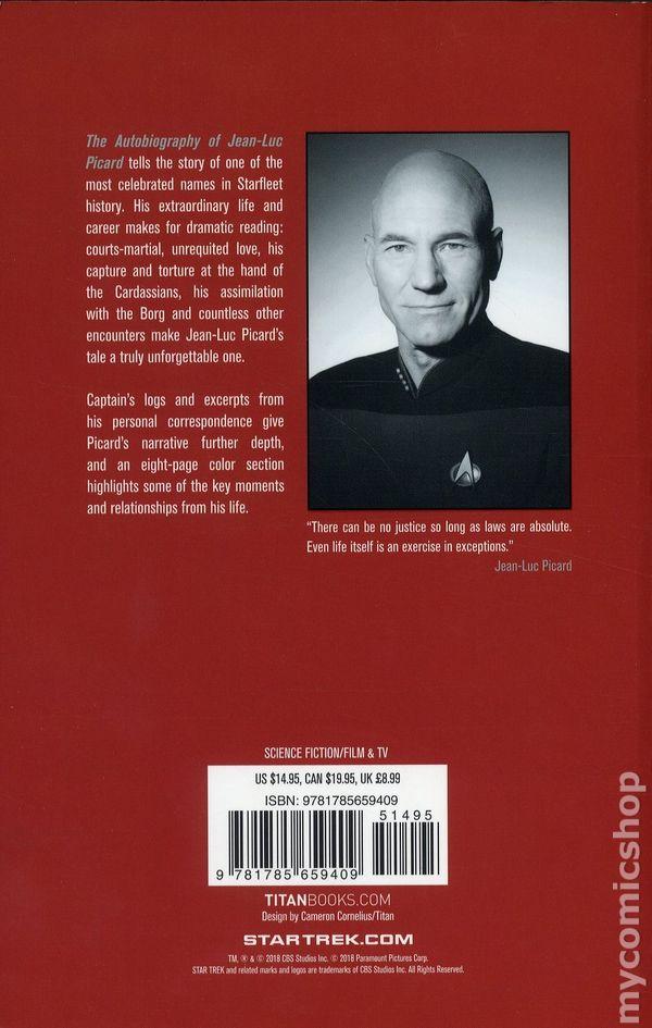 Comic Books In Star Trek