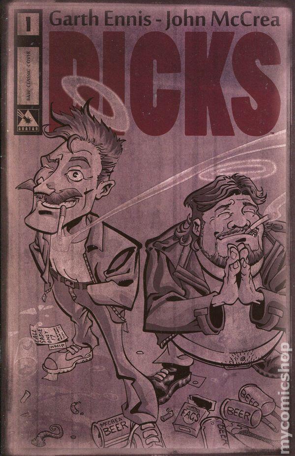 Dicks (2011 Avatar) Color Edition 1C