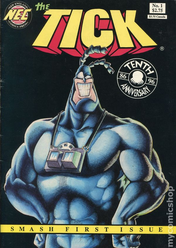 The Tick Comic Book