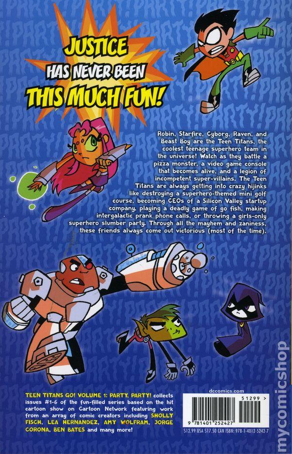 comic-netzwerk teen titans comic