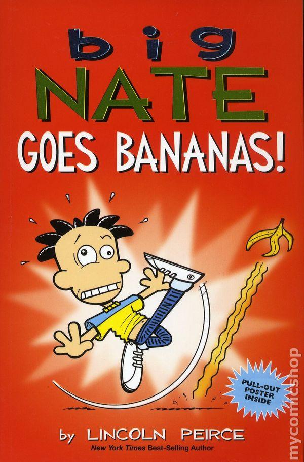 Big Nate Goes Bannas TPB (2018 Amp Comics) 1-1ST NM